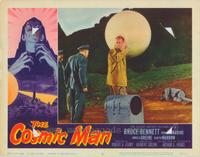 The Cosmic Man - 11 x 14 Movie Poster - Style A