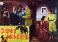 Cosmic Monsters - 11 x 14 Movie Poster - Style A
