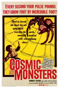 Cosmic Monsters - 27 x 40 Movie Poster - Style A