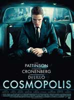 Cosmopolis - 11 x 17 Movie Poster - French Style A