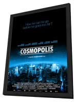 Cosmopolis - 11 x 17 Movie Poster - Style A - in Deluxe Wood Frame