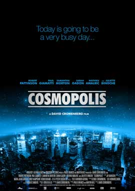 Cosmopolis - 27 x 40 Movie Poster - Style B