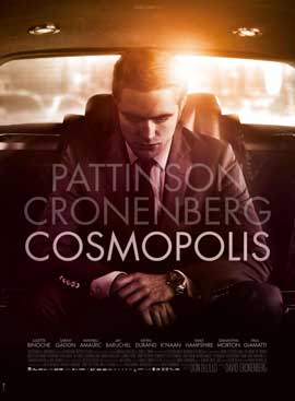 Cosmopolis - 11 x 17 Movie Poster - Style C