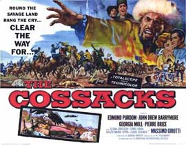 Cossacks - 11 x 14 Movie Poster - Style A