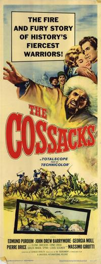 Cossacks - 14 x 36 Movie Poster - Insert Style A