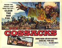 Cossacks - 22 x 28 Movie Poster - Half Sheet Style A