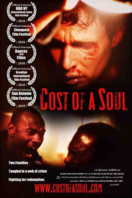 Cost of a Soul - 11 x 17 Movie Poster - Style A