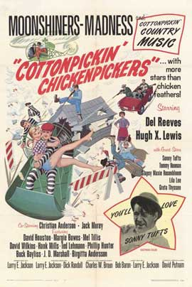 Cottonpicken Chicken Pickers - 11 x 17 Movie Poster - Style A