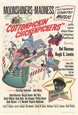 Cottonpicken Chicken Pickers - 27 x 40 Movie Poster - Style A