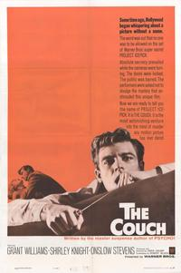 The Couch - 11 x 17 Movie Poster - Style A
