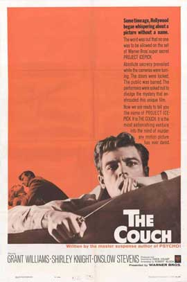 The Couch - 27 x 40 Movie Poster - Style A
