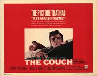 The Couch - 22 x 28 Movie Poster - Half Sheet Style A