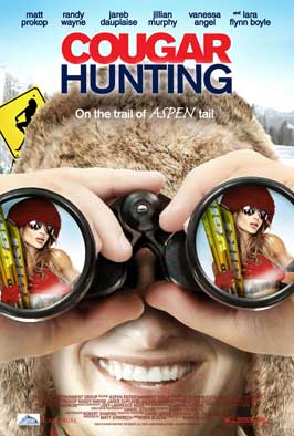 Cougar Hunting - 27 x 40 Movie Poster - Style A