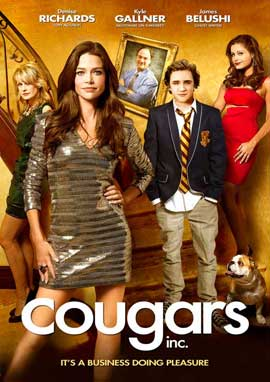 Cougars, Inc. - 11 x 17 Movie Poster - Swedish Style A