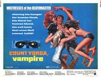 Count Yorga, Vampire - 11 x 14 Movie Poster - Style A
