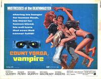 Count Yorga, Vampire - 22 x 28 Movie Poster - Half Sheet Style A