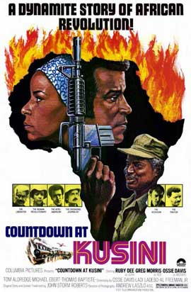 Countdown at Kusini - 11 x 17 Movie Poster - Style A