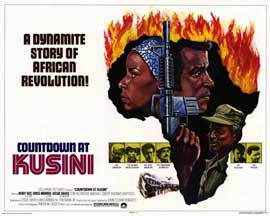 Countdown at Kusini - 11 x 14 Movie Poster - Style A