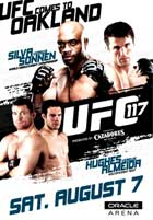 Countdown to UFC 117 (TV) - 11 x 17 TV Poster - Style A