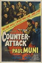 Counter-Attack - 27 x 40 Movie Poster - Style A