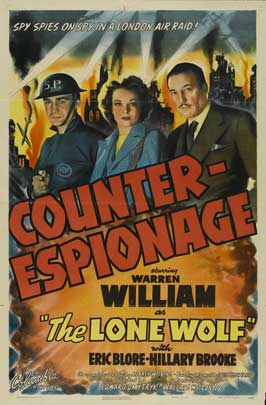 Counter-Espionage - 27 x 40 Movie Poster - Style A