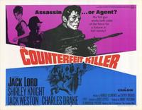 Counterfeit Killer - 11 x 14 Movie Poster - Style A