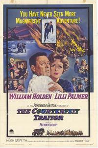 The Counterfeit Traitor - 27 x 40 Movie Poster - Style A