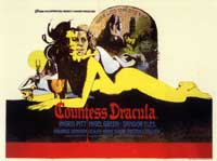 Countess Dracula - 11 x 14 Movie Poster - Style A