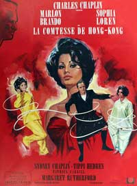 A Countess from Hong Kong - 27 x 40 Movie Poster - French Style A