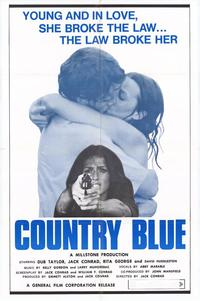 Country Blue - 11 x 17 Movie Poster - Style A