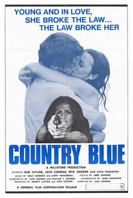 Country Blue - 27 x 40 Movie Poster - Style A