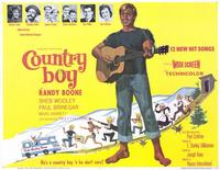 Country Boy - 11 x 14 Movie Poster - Style A