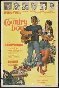 Country Boy - 27 x 40 Movie Poster - Style A