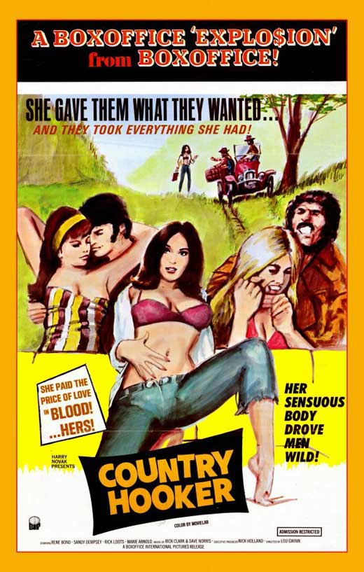 Country Hooker movie