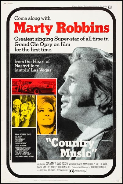 Country Music - 27 x 40 Movie Poster - Style A
