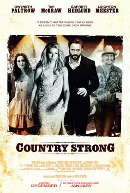 Country Strong - 11 x 17 Movie Poster - Style A