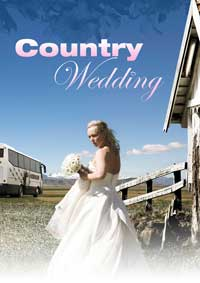 Country Wedding - 43 x 62 Movie Poster - Bus Shelter Style A