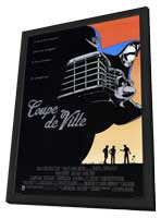 Coupe de Ville - 11 x 17 Movie Poster - Style B - in Deluxe Wood Frame