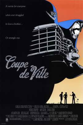 Coupe de Ville - 11 x 17 Movie Poster - Style B