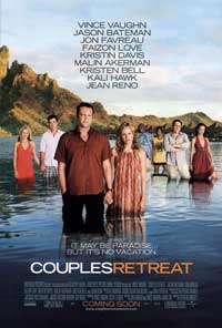 Couples Retreat - 11 x 17 Movie Poster - Style A