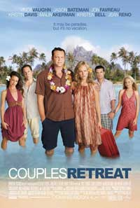 Couples Retreat - 11 x 17 Movie Poster - Style B