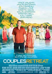 Couples Retreat - 11 x 17 Movie Poster - Style C