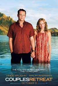 Couples Retreat - 11 x 17 Movie Poster - Style D