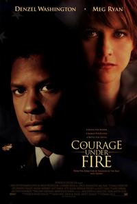 Courage Under Fire - 27 x 40 Movie Poster - Style A