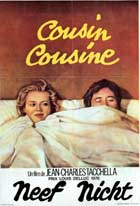 Cousin, Cousine - 11 x 17 Movie Poster - Belgian Style A
