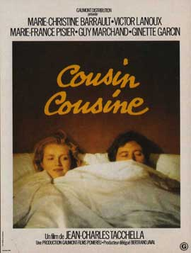Cousin, Cousine - 11 x 17 Movie Poster - French Style A