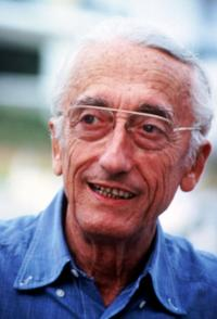 Jacques Cousteau - 8 x 10 Color Photo #2