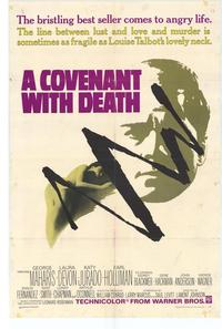 Covenant With Death - 27 x 40 Movie Poster - Style A