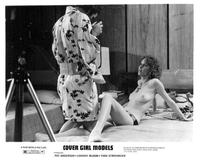 Cover Girl Models - 8 x 10 B&W Photo #1