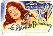 Cover Girl - 11 x 17 Movie Poster - French Style A